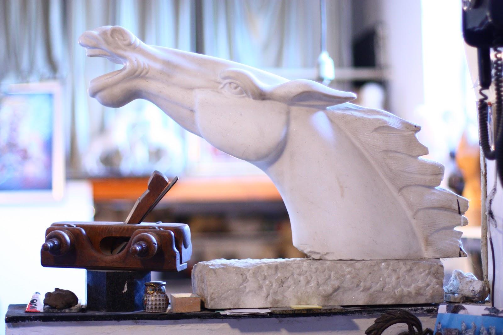 konj i stolarsko rende