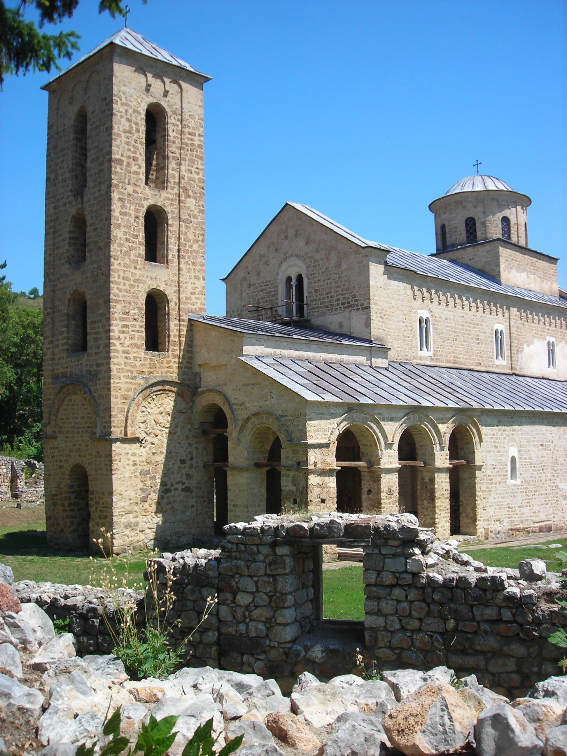 Manastir Sopocani