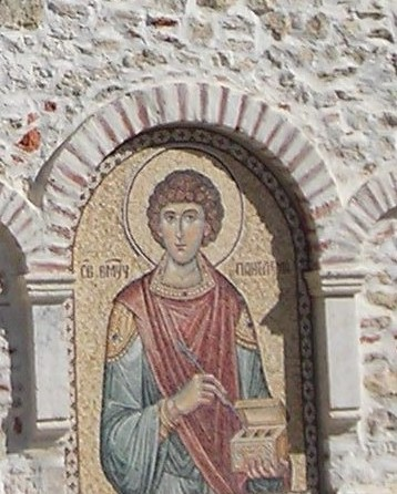 Sveti velikomučenik Pantelejmon