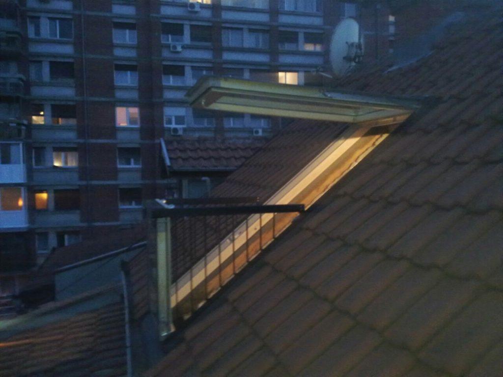 VELUX cabrio balkoni