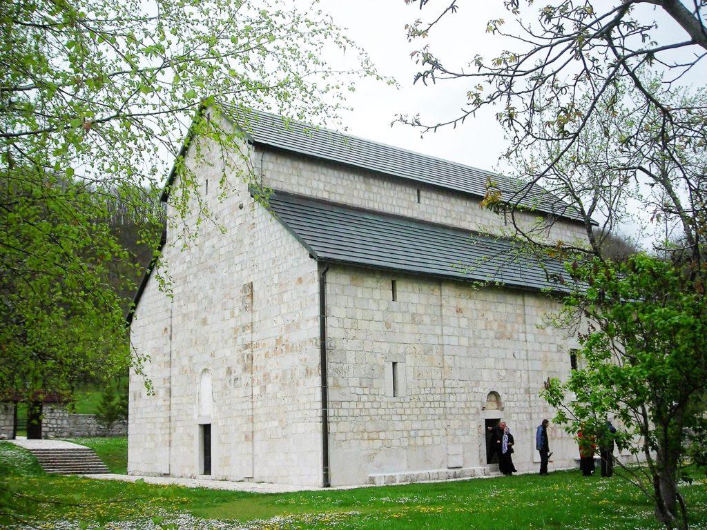 Manastir Piva sa crkvom Uspenja Presvete Bogorodice / S. Lučić