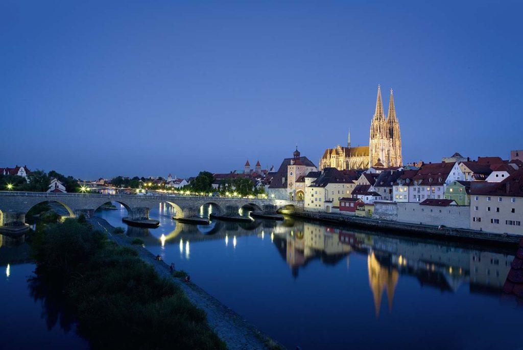 Regezburg / Foto: www.germany.travel