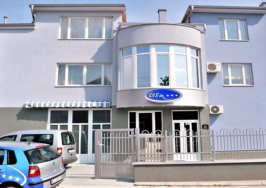 018 IN Hotel u Nišu