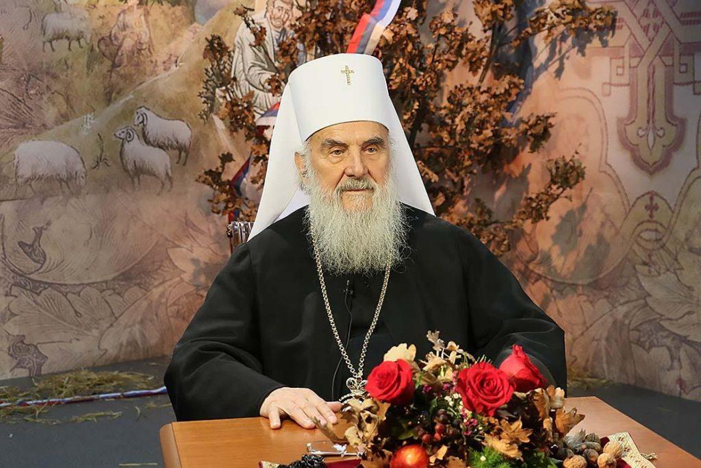 Njegova Svetost Patrijarh srpski G. Irinej / Foto: SPC